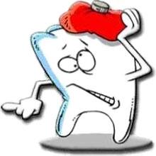 кариес на передних зубах лечение