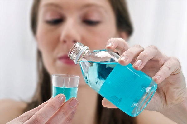 выбор жидкость для ирригатора